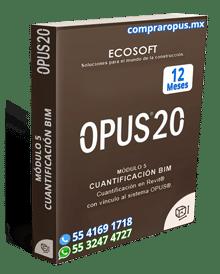Comprar Opus Módulo 5 CAD Pro 12 Meses